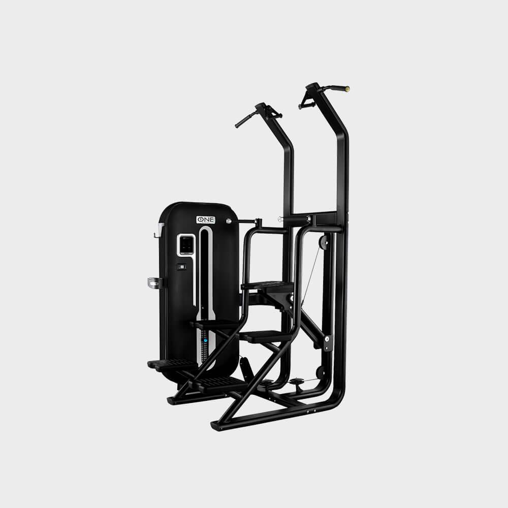 Linha de Musculação GT-BLACK
